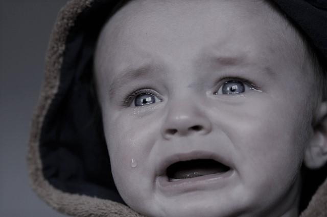 食品衛生法違反の犠牲者となった赤ちゃん